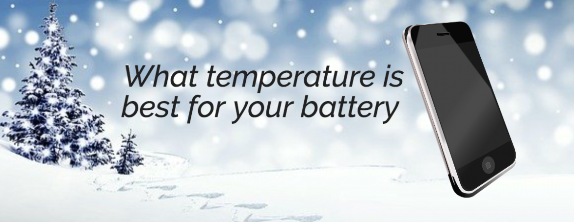 What temperature is the best for your battery