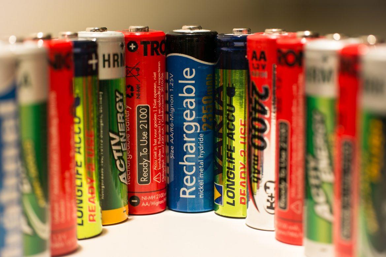 Top 3 rechargeable batteries 2020