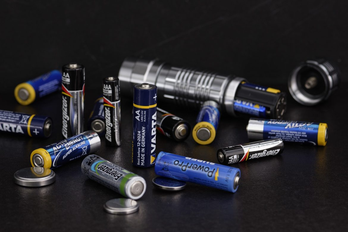 How to Recycle Alkaline Batteries