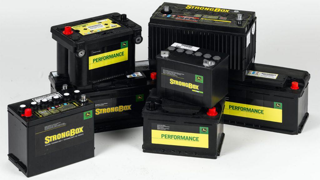 John Deere Batteries | Maintenance Parts | John Deere UK & IE
